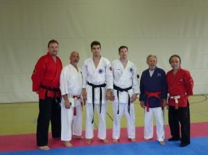 Kampfkunst Lehrgang